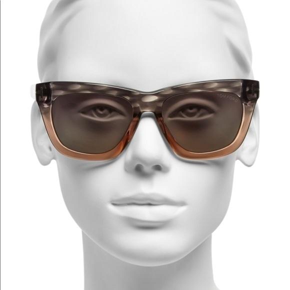 24cb57ce46c NIB Tom Ford Celina Polarized Sunglasses